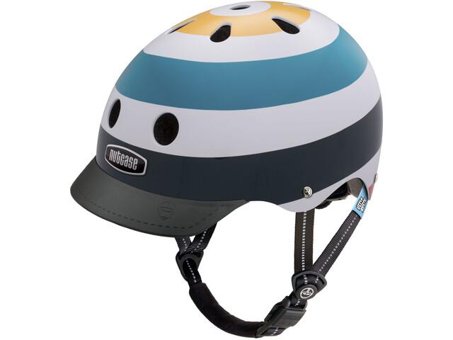 Nutcase Little Nutty Street Helmet Kids radio wave